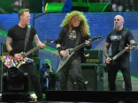 The Big Four (Metallica, Slayer, Megadeth, Antrax)