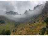 Райското пръскало в облаци