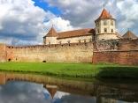 Крепостта Фъгъраш, Румъния