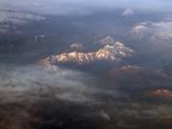Изгрев над Алпите