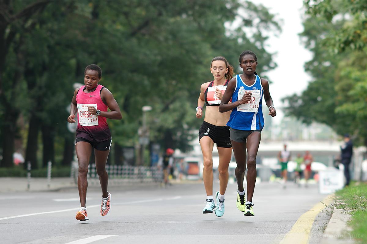 маратон софия 2015 жени