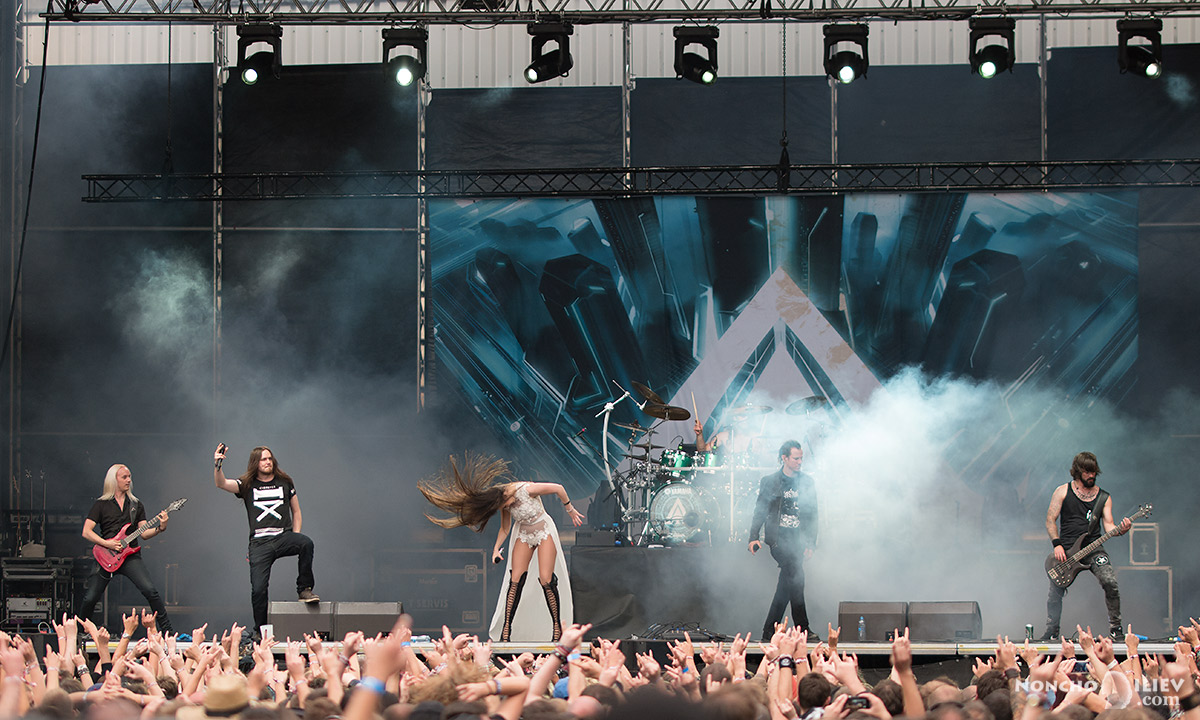 masters of rock 2016 Amaranthe