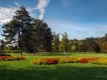 Любляна - Тиволи парк