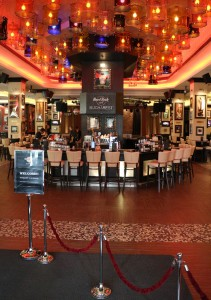 Hard Rock Cafe, Букурещ, Румъния