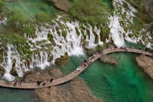 Плитвички езера, Хърватия