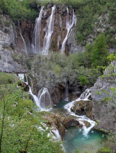 Пличвички езера, Хърватия