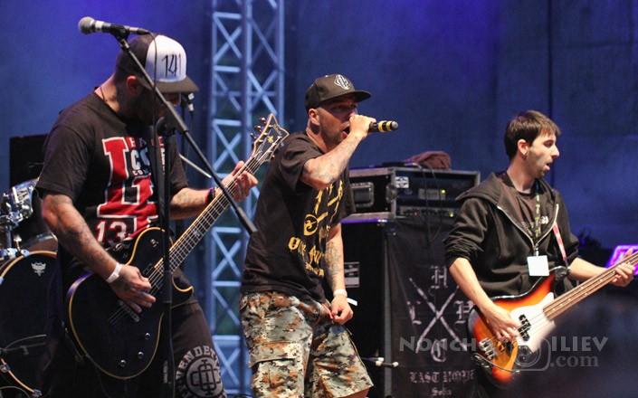 Last Hope, Rockstadt Extreme Fest 2013