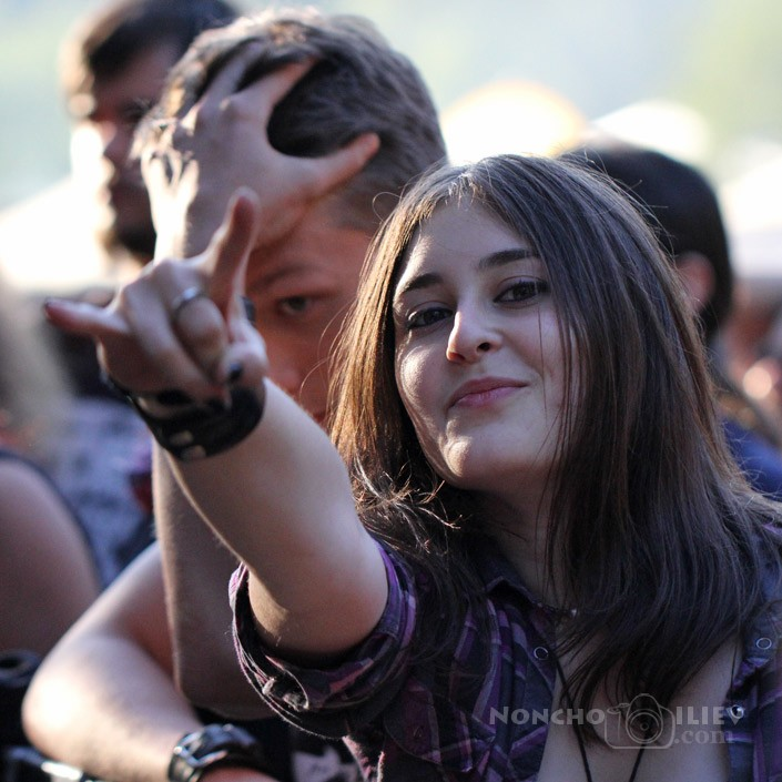Rockstadt Extreme Fest 2013 - The Audience