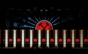 Roger Waters, The Wall tour - Bucharest