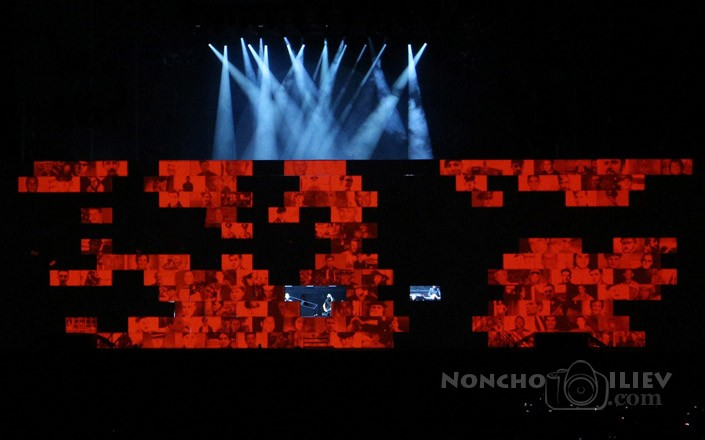 Roger Waters, The Wall - Bucharest