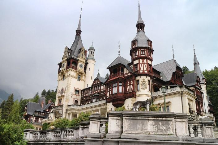 Peles, Transylvania, Romania