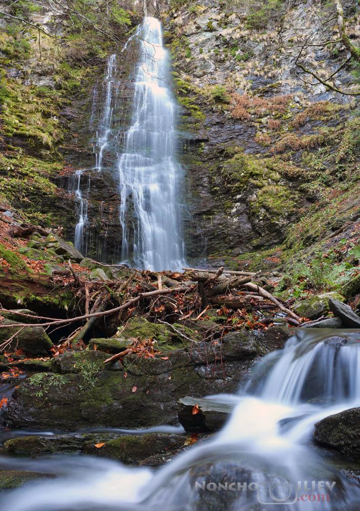 Karlovsko pryskalo waterfall