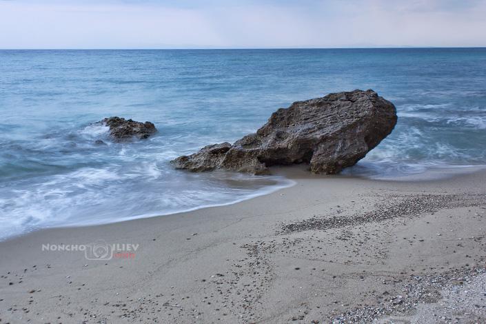 Брега на Бяло море, Гърция