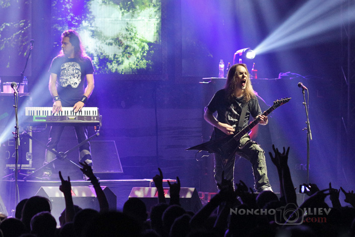 Children of Bodom, София