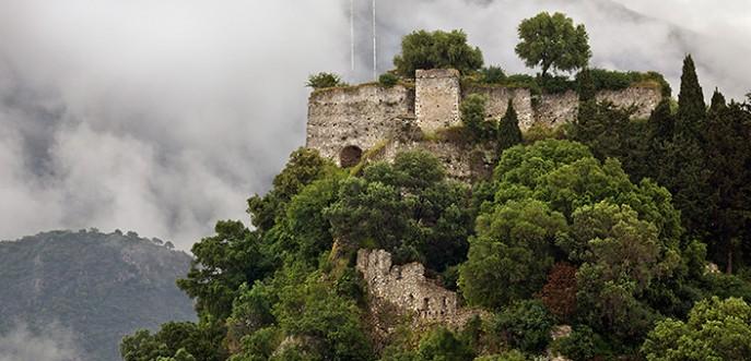 Парга крепост