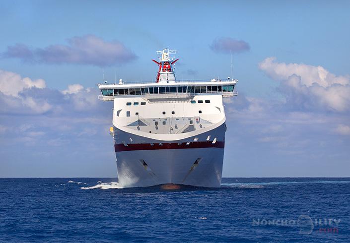 Круизен кораб