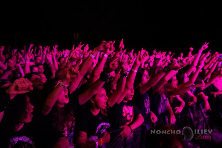 Rockstadt - audience