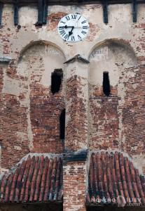 Valea Viilor укрепена църква