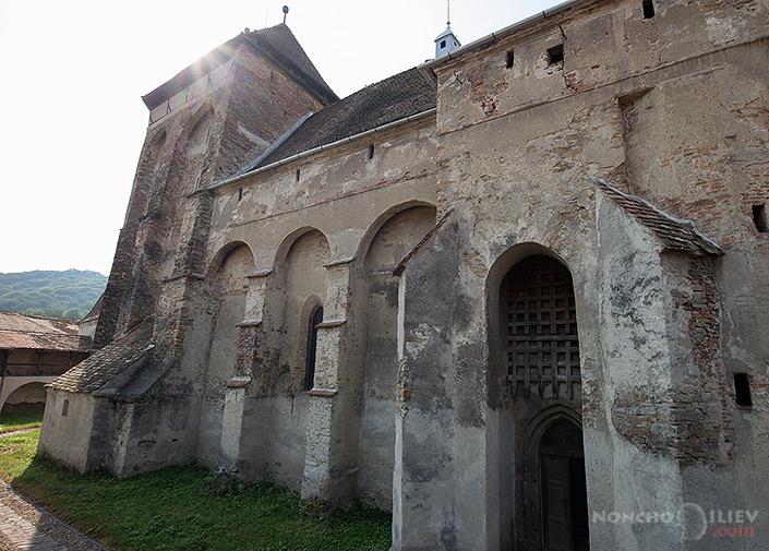 Valea Viilor фортифицирана църква