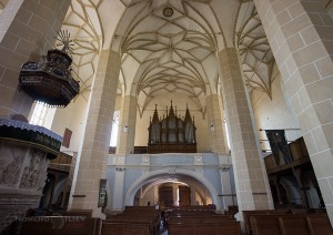 Biertan укрепена църква