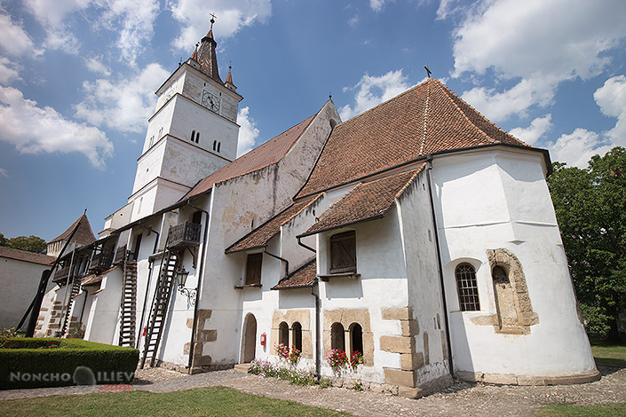 Harman укрепена църква