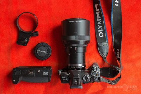 Olympus E-M1 + 40-150 2.8 Ревю