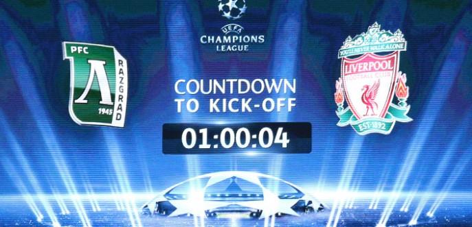 Ludogorets - Liverpool