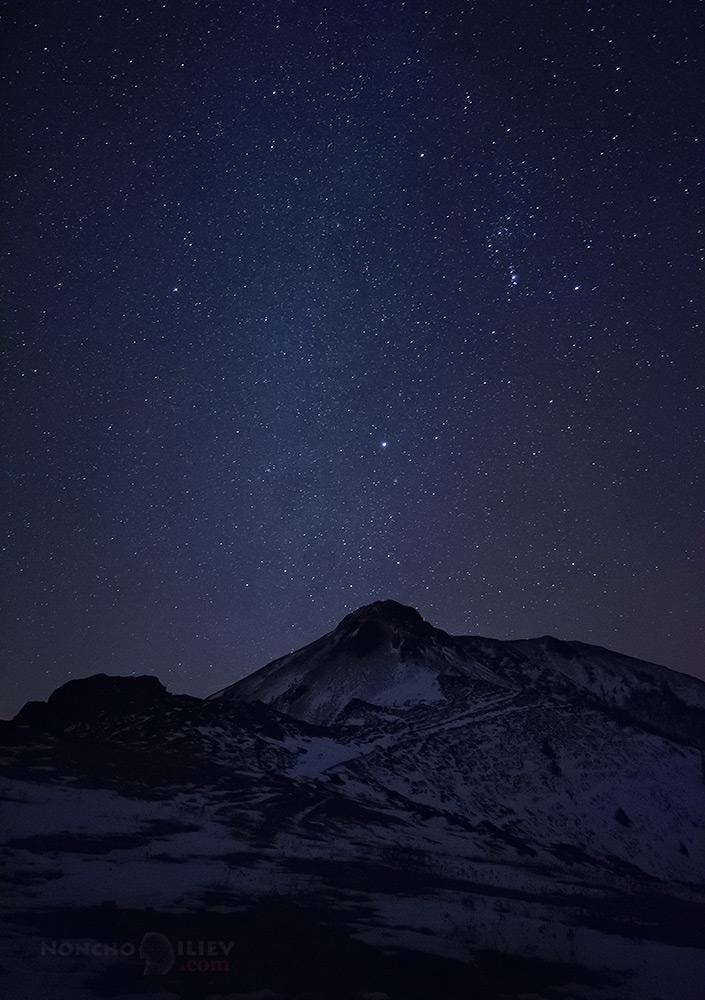 Юмрука и Млечният път