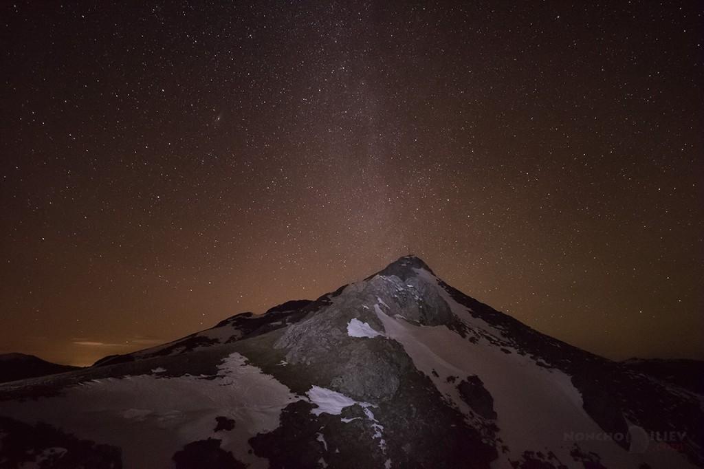 Кавладан и звездите нощем