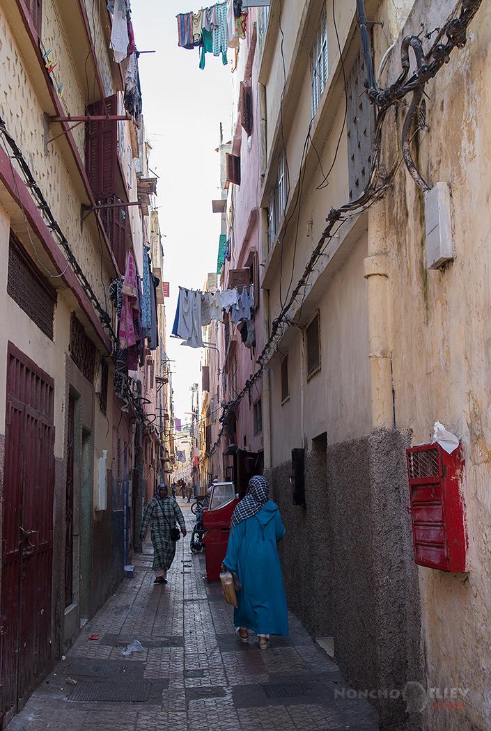 казабланка улица