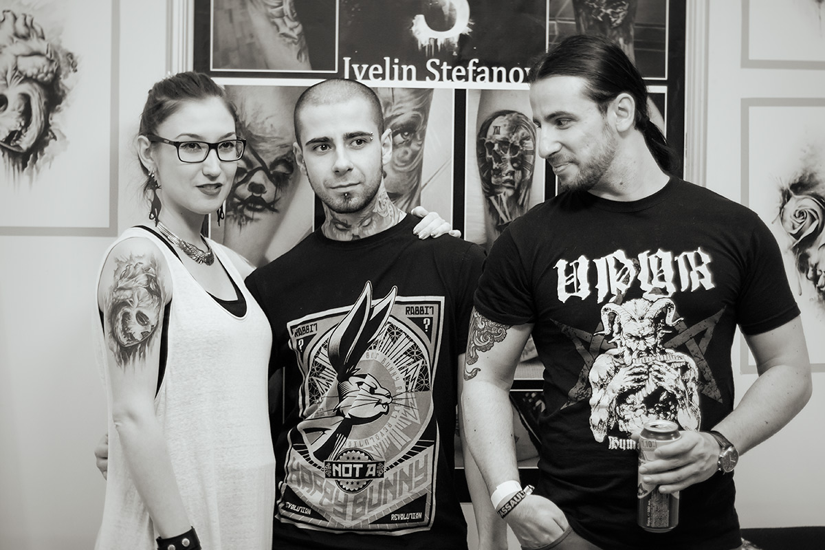 bulgaria tattoo expo 2015