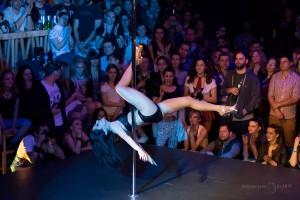 bulgarian pole dance 2015