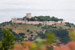 Пиерия, крепост Платамонас