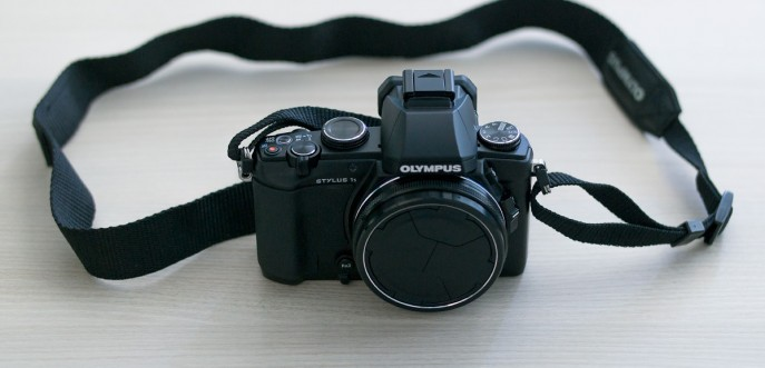 olympus stylus 1s review