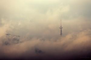копитото облаци мъгла