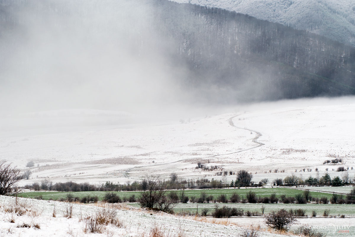 март зима