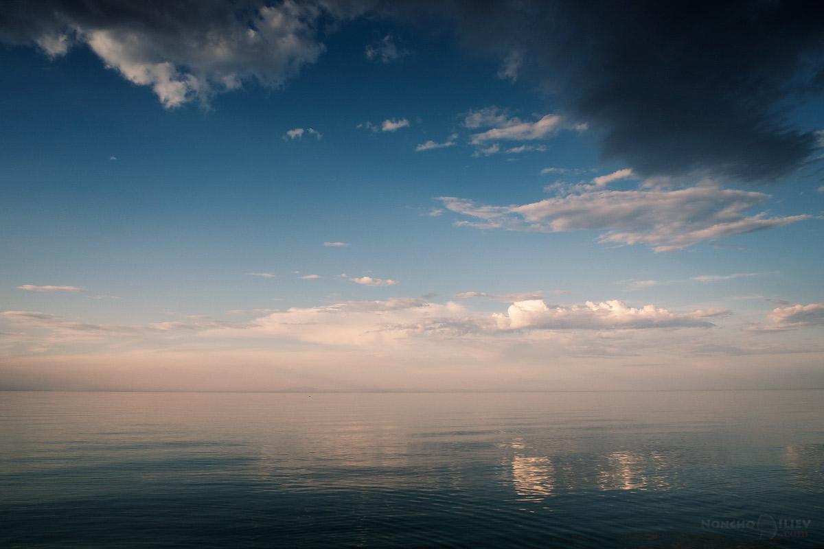 неи пори море езеро