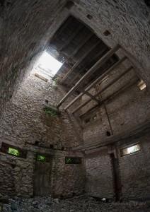 кулата отвътре