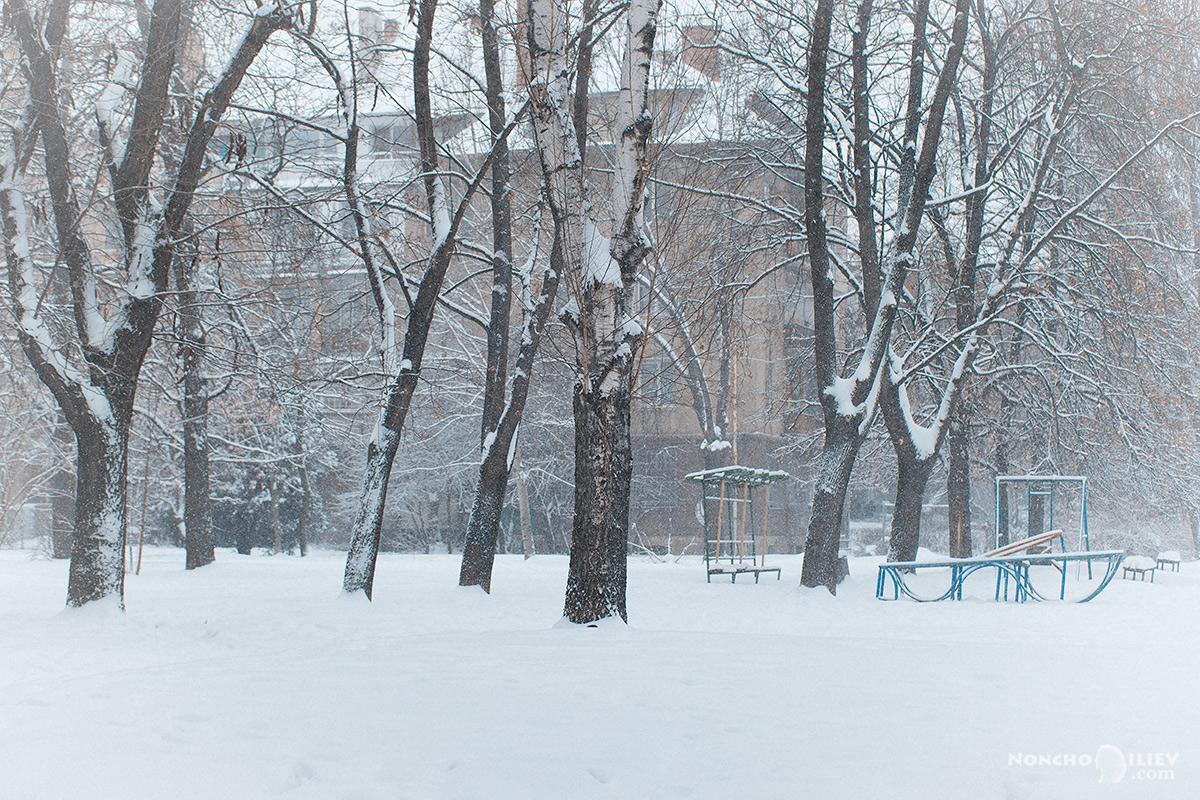 януари още сняг