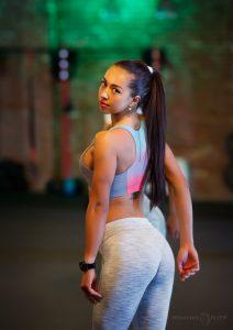 Фитнес портрет