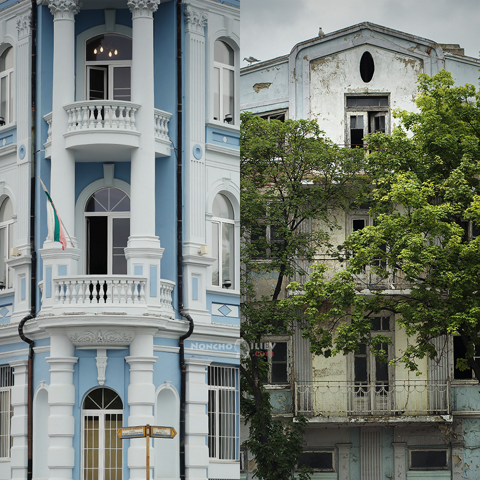 контраст Варна