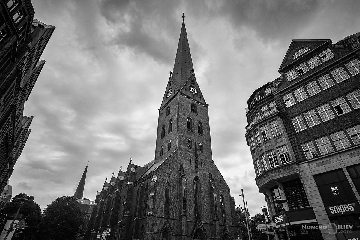 Хамбург Kirchenbüro St. Petri