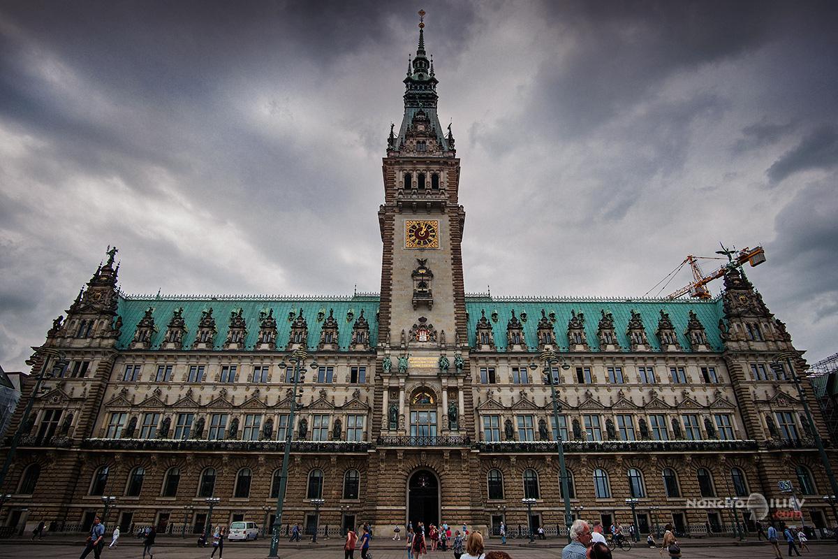 Хамбург кметство