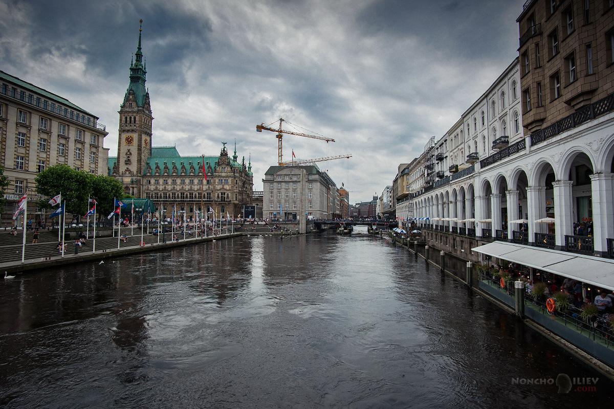 Хамбург канал