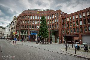 Хамбург сграда