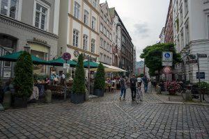 Хамбург улици