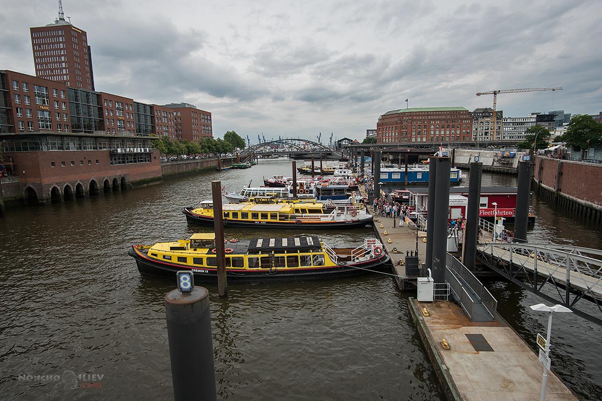 Хамбург Binnenhafen