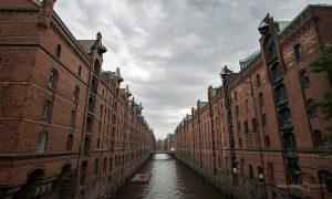 Хамбург Hafencity