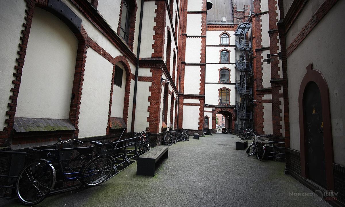 Хамбург безистен