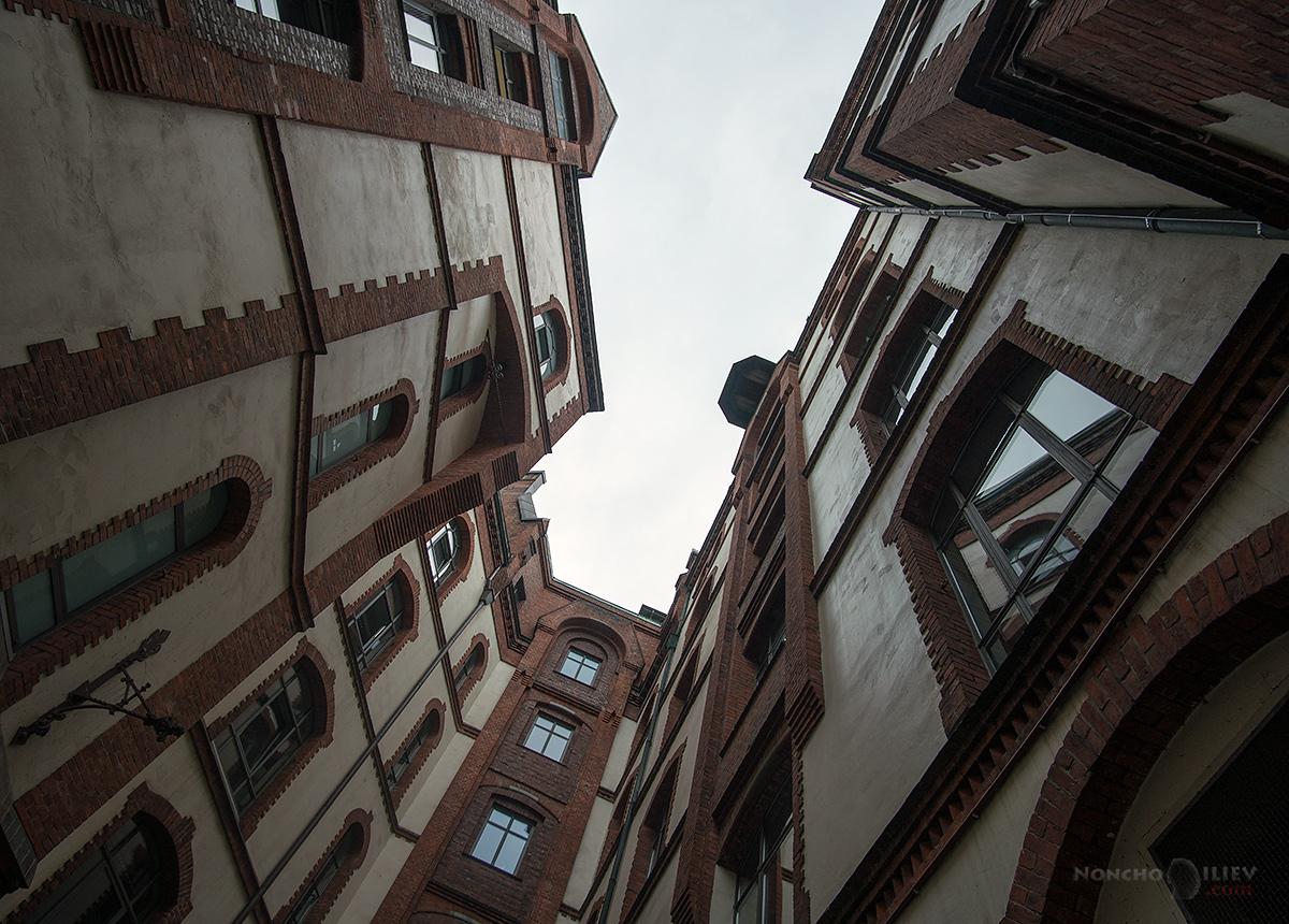 Хамбург сгради